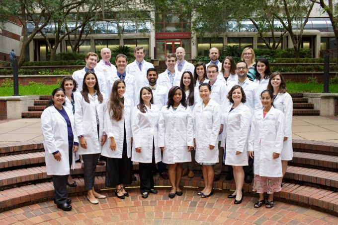 UF Department of Pediatrics - PGY 1 - 2017