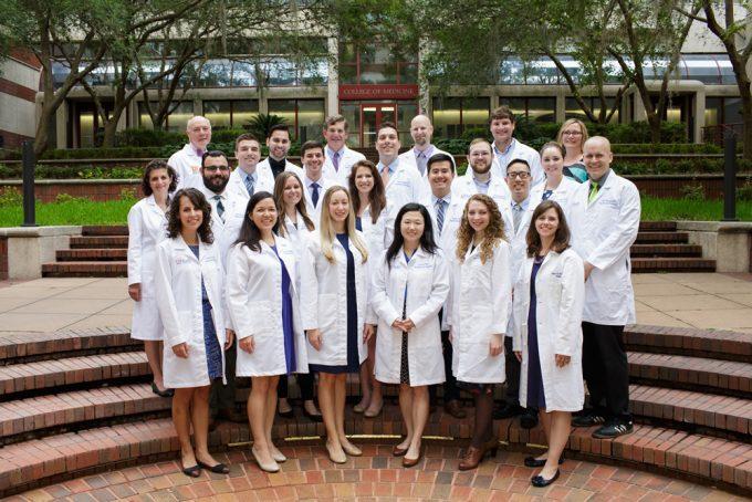 UF Department of Pediatrics - PGY 2 - 2017